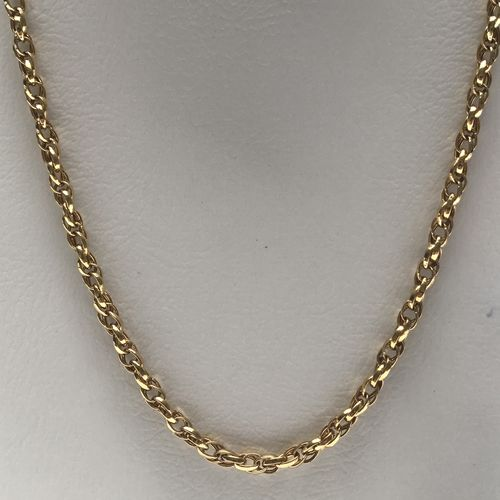 necklaces 9 carat gold and 18 Carat gold australian jewellery