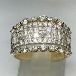 18 CARAT YELLOW GOLD 2.28 CARATS DIAMOND RING R20469Y
