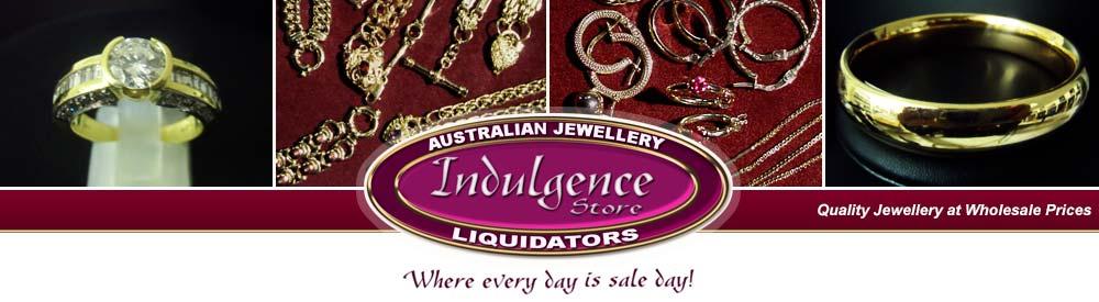 Indulgence Store - Australian Jewellery Liquidators